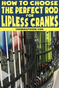 How to Choose the Perfect Rod For Lipless Cranks