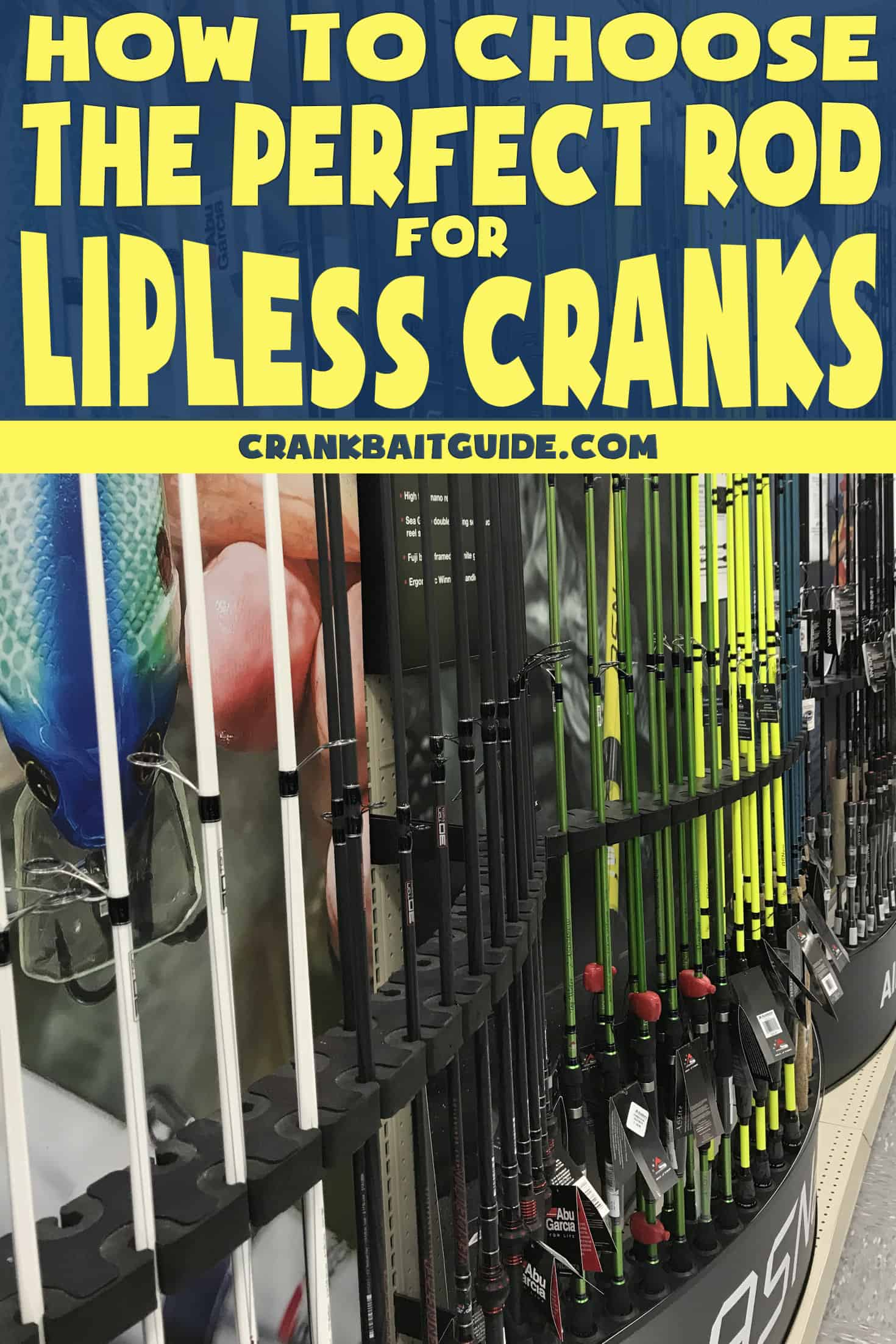 Choose-perfect-crankbait-rod-for-lipless-cranks - Crankbait