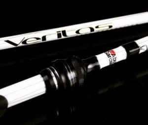 "Abu Garcia Veritas Crankbait Rods aka ""The White Rod"""